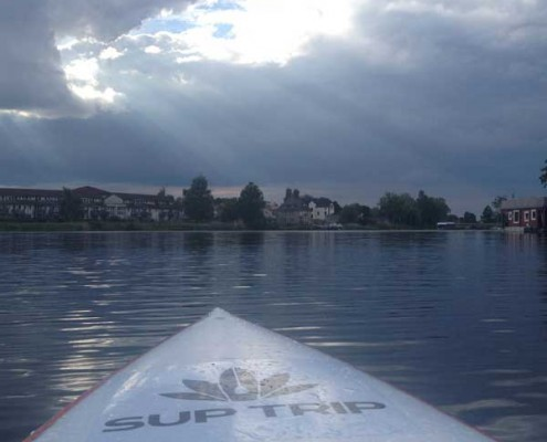 Stand Up Paddling Tour Werder