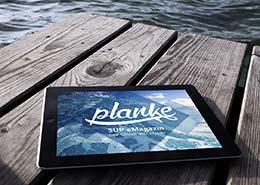 Planke - SUP Magazin
