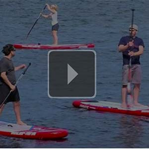 Stand Up Paddling in Potsdam
