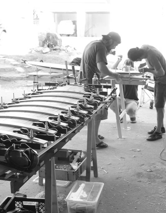Stand Up Paddling Board in Potsdam und Berlin selber bauen